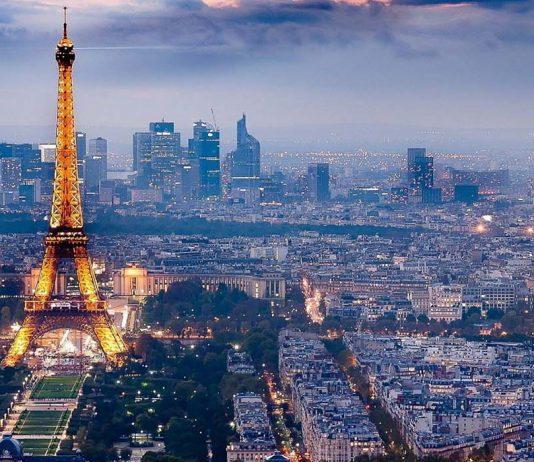 Paris Turu - Kapak
