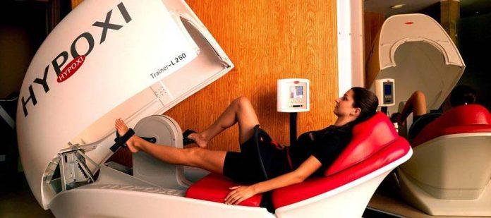 Richmond Nua Wellness - Hypoxi