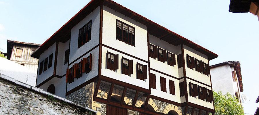 Safranbolu Konakları - Ev Manzarası