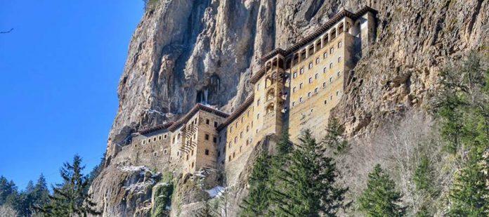 Sümela Manastırı - Manzara