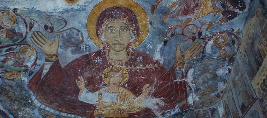 Sümela Manastırı - Resimler