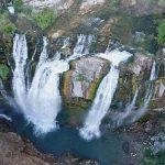 Erzurum'un Sesi Tortum Şelalesi - Üstten Bakış