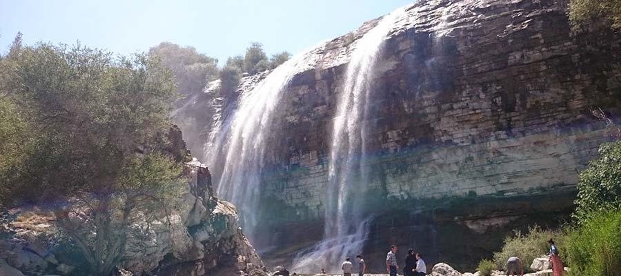 Erzurum'un Sesi Tortum Şelalesi - Yükseklik