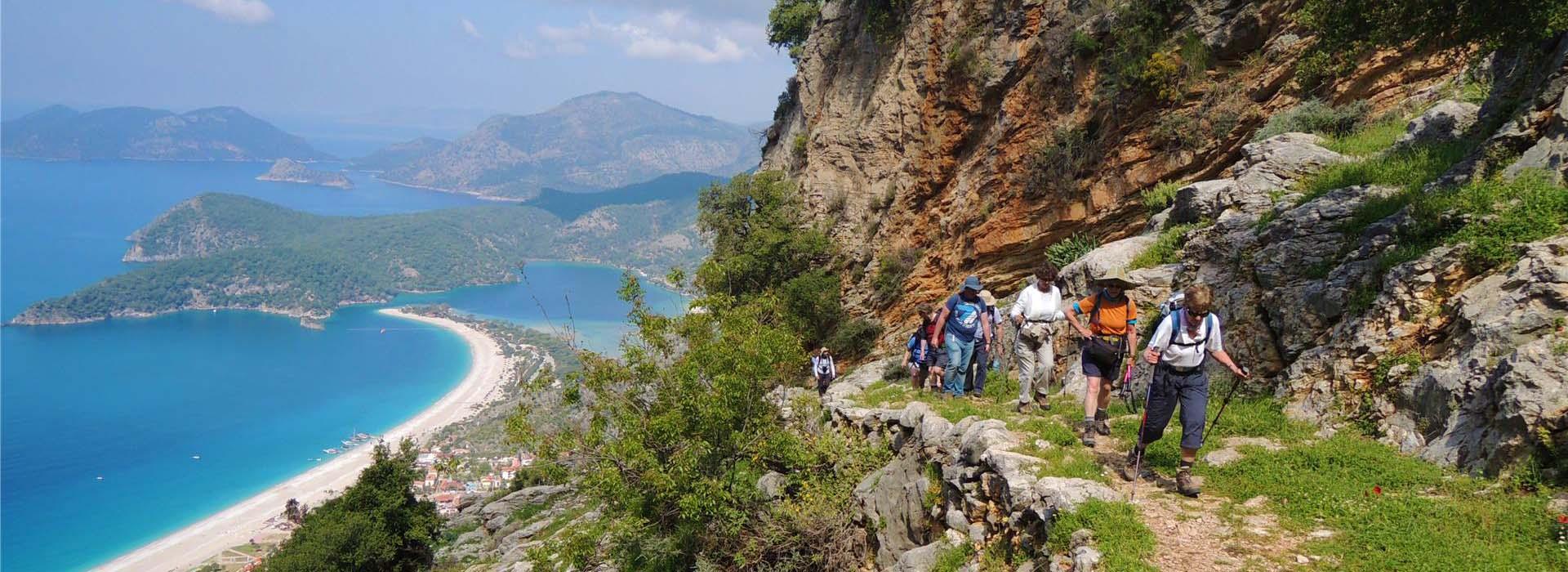 Türkiye'nin En İyi Trekking Yolları - Kaçkarlar