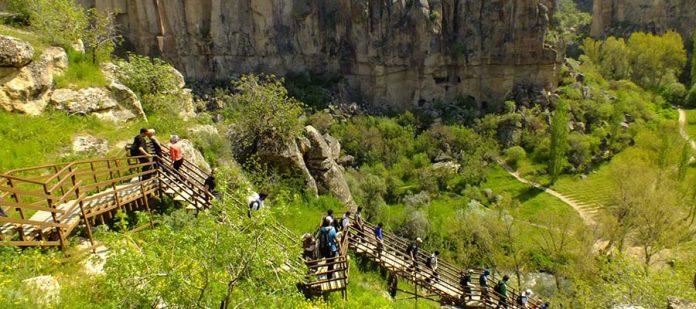 Türkiye'nin En İyi Trekking Yolları - Ihlara Vadisi