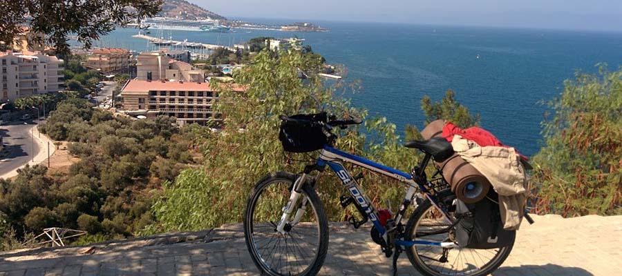 Manzarasına Doyamayacağınız Bisiklet Rotaları - Fethiye