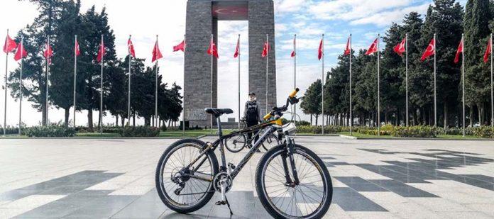 Manzarasına Doyamayacağınız Bisiklet Rotaları - Gelibolu