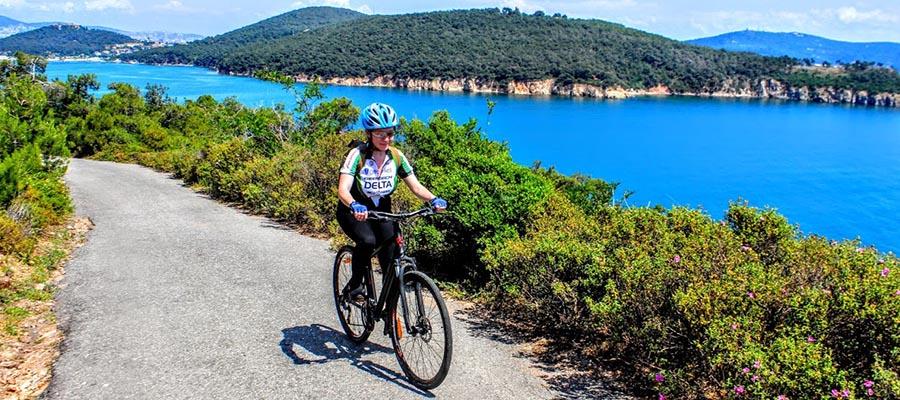 Manzarasına Doyamayacağınız Bisiklet Rotaları - Genel