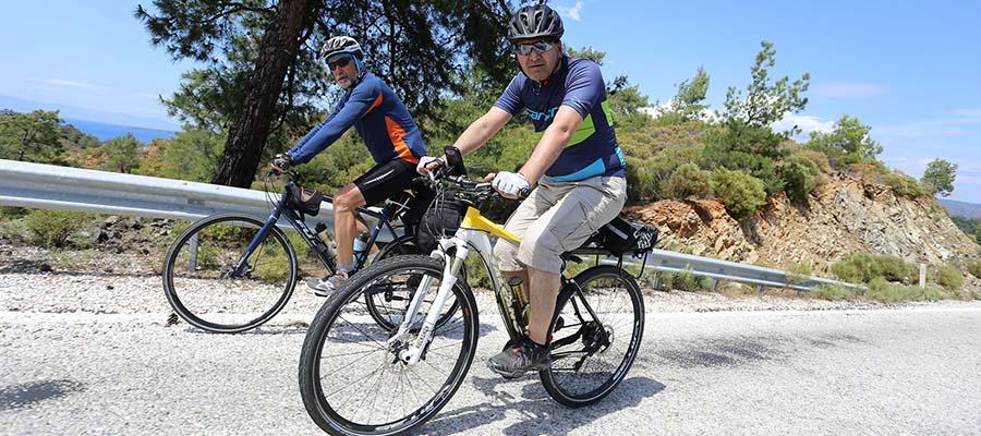 Manzarasına Doyamayacağınız Bisiklet Rotaları - Gökova