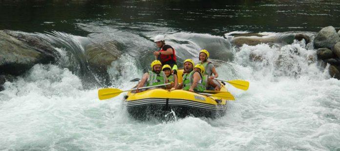 Türkiye'nin Rafting Nehirleri - Çoruh Nehri