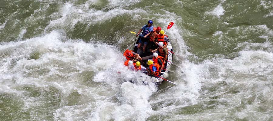 Türkiye'nin Rafting Nehirleri - Çoruh Nehri - Debi
