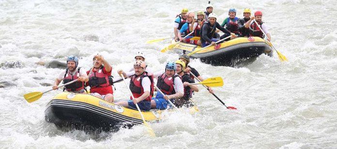 Türkiye'nin Rafting Nehirleri - Fırtına Deresi