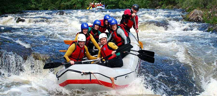 Türkiye'nin Rafting Nehirleri - Genel