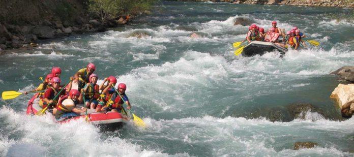 Türkiye'nin Rafting Nehirleri - İkizdere