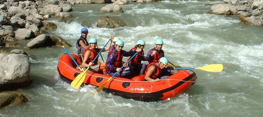 Türkiye'nin Rafting Nehirleri - İkizdere - Genel