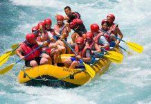 Türkiye'nin Rafting Nehirleri - Kapak