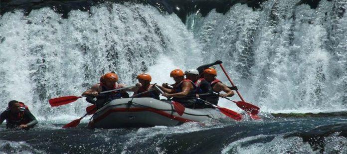 Türkiye'nin Rafting Nehirleri - Manavgat Çayı