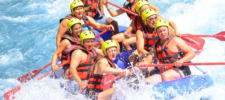 Türkiye'nin Rafting Nehirleri - Manavgat Çayı - Genel