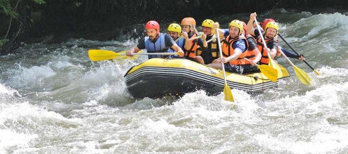 Türkiye'nin Rafting Nehirleri - Melen Nehri