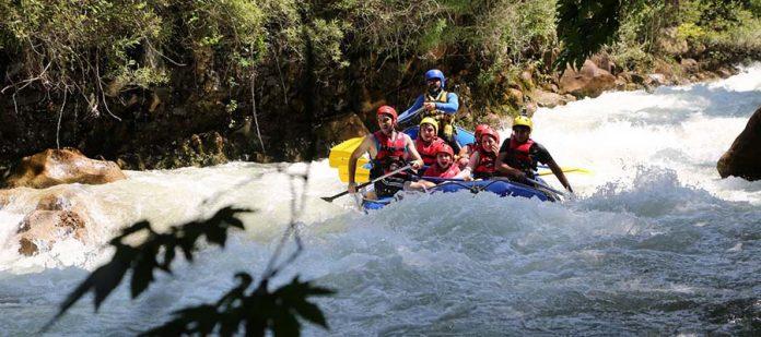 Türkiye'nin Rafting Nehirleri - Zamantı Irmağı