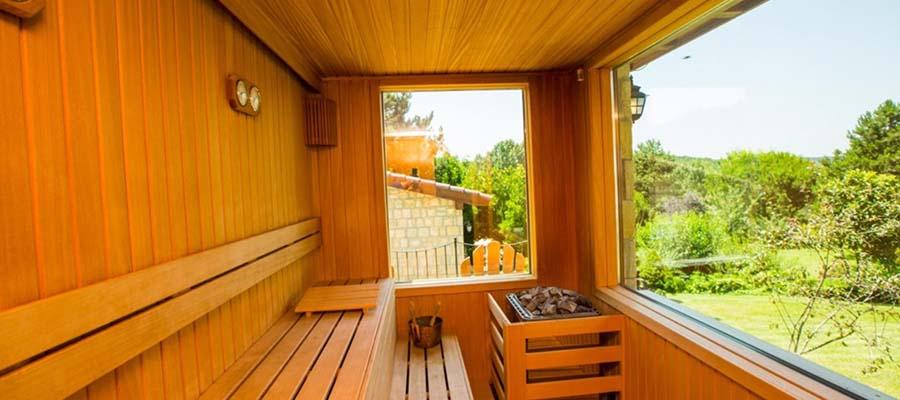 Türkiye'nin Tarihi Otelleri - Casa Lavanda - Sauna