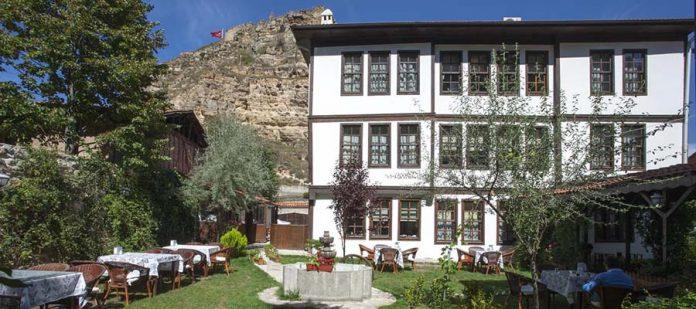 Türkiye'nin Tarihi Otelleri - Uğurlu Konakları - Genel