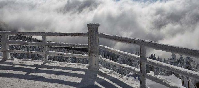 Uludağ Kayak Merkezi - Genel Manzara