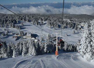Uludağ Kayak Merkezi - Kapak
