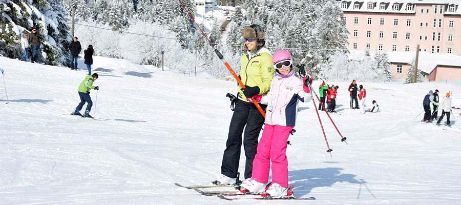 Uludağ Kayak Merkezi - Telesiyej
