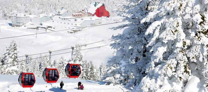 Uludağ Kayak Merkezi