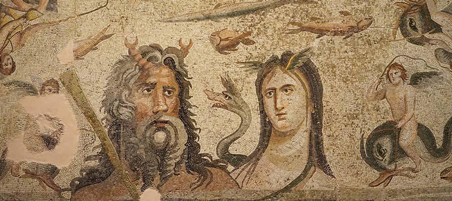 Zeugma Mozaik Müzesi - Kapak