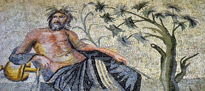 Zeugma Mozaik Müzesi - Nehir Tanrısı