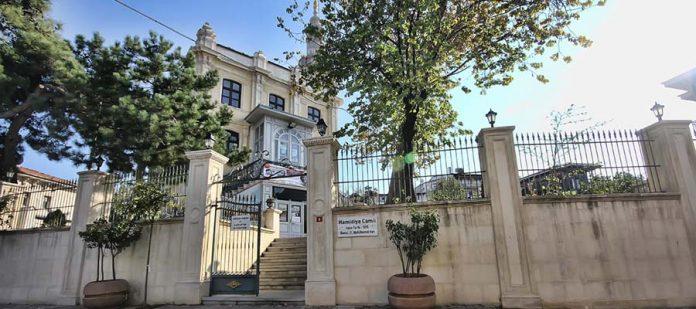 Adalar Gezi Rehberi - Büyükada - Hamidiye Cami