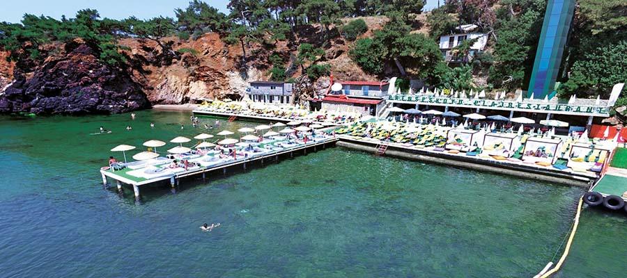Adalar Gezi Rehberi - Büyükada - Prenses Koyu