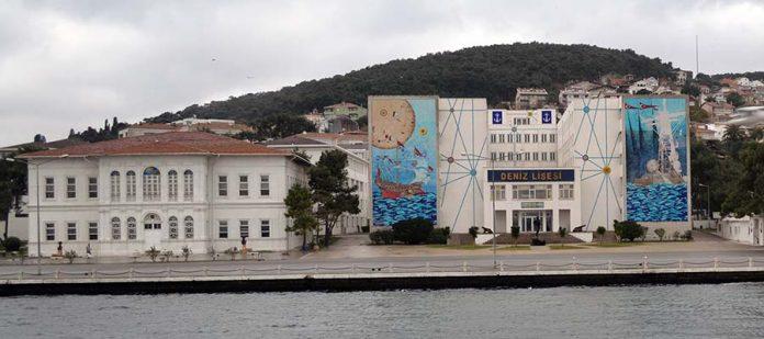 Adalar Gezi Rehberi - Heybeliada Deniz Lisesi