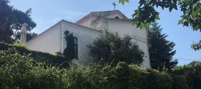 Adalar Gezi Rehberi - Kınalıada - Surp Krikor Lusavoriç Ermeni Kilisesi