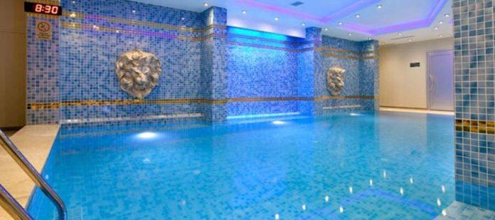 Black Bird Thermal Hotel - Afrodit Spa