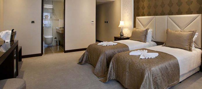 Black Bird Thermal Hotel - Ekonomik Oda