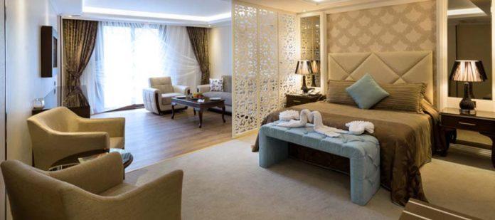 Black Bird Thermal Hotel - King Suite