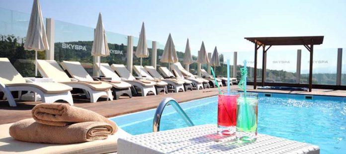 Black Bird Thermal Hotel - Sky Spa