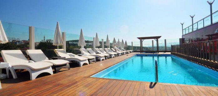 Black Bird Thermal Hotel - Spa Merkezi