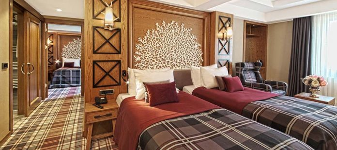 Bof Hotels Uludağ - Family Suite