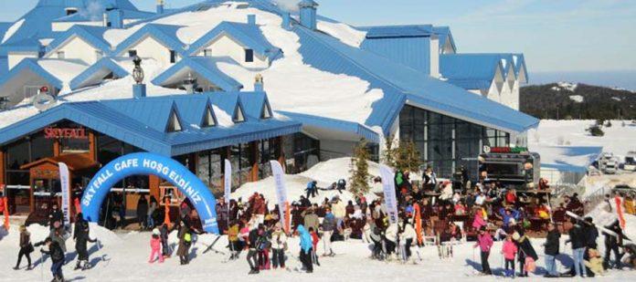 Bof Hotels Uludağ - Kar Partisi
