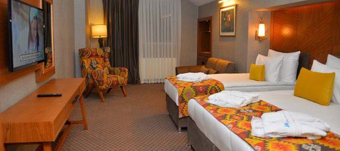 Bof Hotels Uludağ - Konaklama