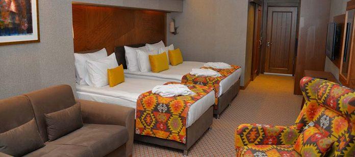 Bof Hotels Uludağ - Standart Oda