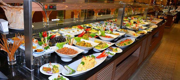 Bof Hotels Uludağ - Yeme-İçme