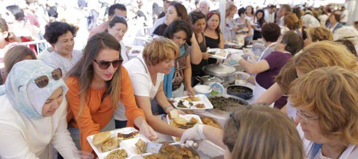 Uluslararası Bozcaada Lezzet Festivali - Yemekler