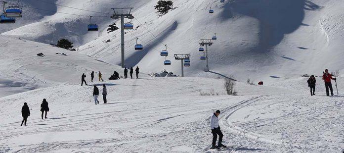 Bozdağ Kayak Merkezi - Genel