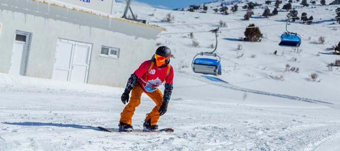 Bozdağ Kayak Merkezi - Mevsim