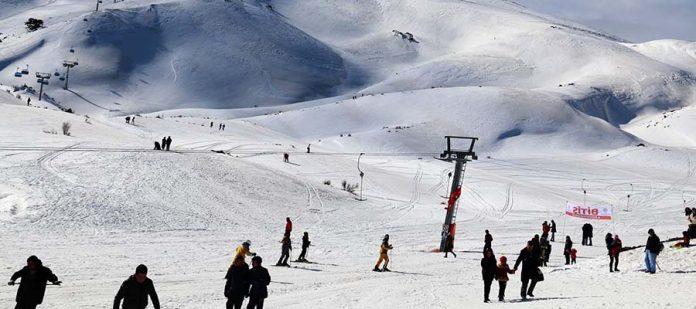Bozdağ Kayak Merkezi - Pistler